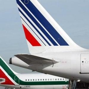 Air France-Klm su Alitalia: Non abbiamo presentato offerte. Ma resta l'ipotesi del tandem con Easyjet