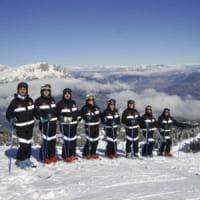 Campionati di sci della Protezione Civile italiana: vince la solidarietà