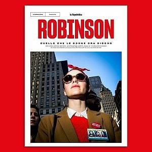 """Robinson: """"Quello che le donne ora dicono"""""""