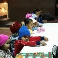 Honduras, la Casa per bambini abbandonati, non distante dalla capitale dove regna ancora il caos