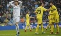 Liga, Real sempre più in crisi: ko in casa con il Villarreal