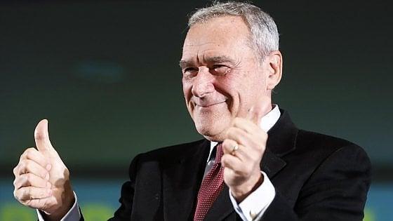 Elezioni 2018, Grasso: appoggio a M5S? LeU non ha pregiudiziali