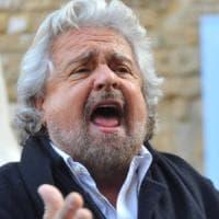 """M5s, Grillo: """"Lasciare il movimento? Una grandinata di fake news"""""""