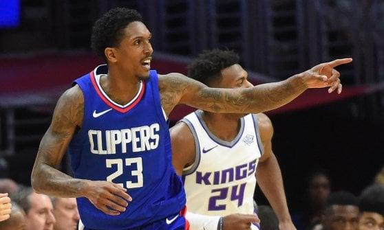 Basket Nba, Curry stende i Raptors. I Clippers vedono i playoff