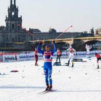 Sci di fondo, Cdm: Pellegrino e Noeckler vincono team sprint a Dresda