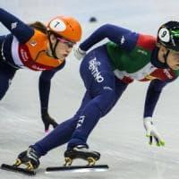 Short  Track, Europei: Arianna Fontana oro nei 1000 metri