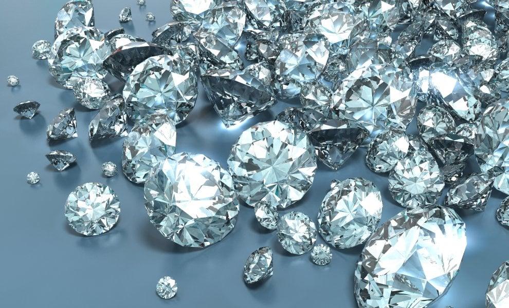 Lo scandalo dei diamanti