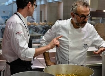 Massimo Bottura e la