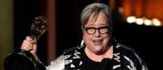 """L'attrice Kathy Bates si racconta  """"Così ho affrontato il linfedema""""   di MATTEO GULLI'"""