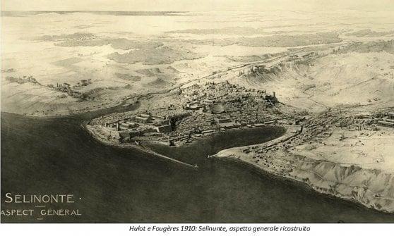 Sicilia, la Selinunte di 2700 anni fa riaffiora grazie a una termo-camera