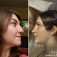 Monna Lisa o Van Gogh? Basta un selfie per scoprire a chi somigli