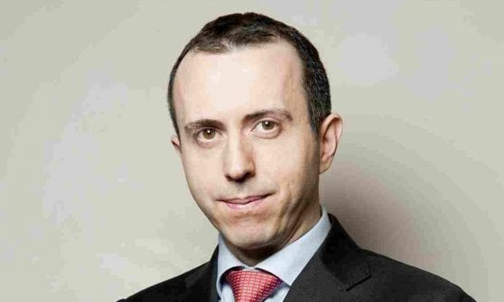 Matteo Ramenghi, chief investment officer del wealth management in Italia per Ubs