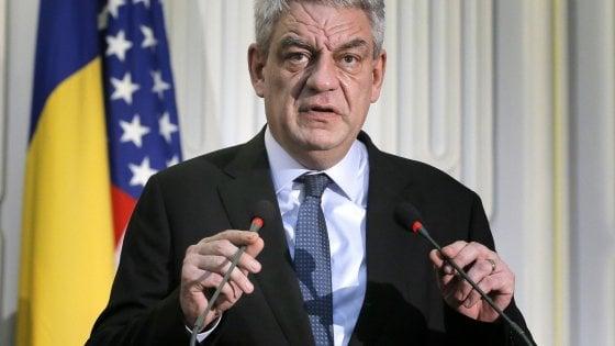 Romania, è crisi di governo: si dimette il premier Tudose dopo braccio di ferro nei socialdemocratici