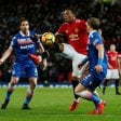 United-Stoke 3-0:  tutto facile per Mourinho