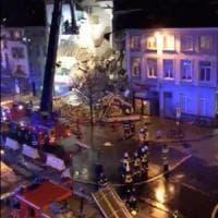 Esplode pizzeria italiana ad Anversa: estratte dalle macerie due persone morte. Ci sono...
