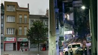 Anversa, due morti tra le macerie. L'esplosione in una pizzeria italiana ha distrutto una palazzina
