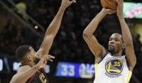 Golden State batte LeBron Cleveland non sa più vincere