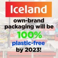 I surgelati sorridono all'ambiente: il piano per un supermercato senza plastica