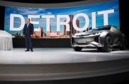 Il Salone di Detroit in diretta dagli stand