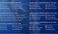 Laureus Sports Awards, c'è  Vale Rossi tra i candidati