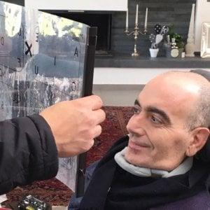 """Sla, la storia di Francesco: """"Poesia e solidarietà per reagire alla malattia"""""""