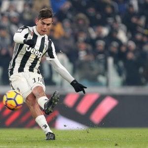 Juventus, diagnosi confermata per Dybala: a rischio per il Tottenham