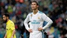 Real Madrid, via libera di Perez: Cristiano Ronaldo può partire