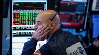 Mercati europei deboli, Wall Street recuperaMilano strappa un +0,1%