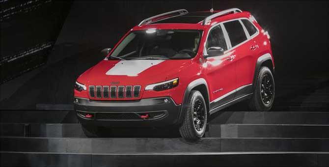 Jeep Cherokee secondo atto