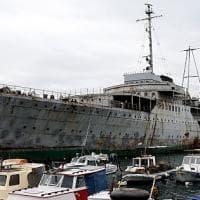 Croazia. Rijeka recupera lo yacht di Tito.