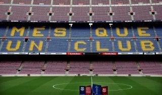 Barcellona, sugli spalti numeri record. Spettatori, serie A sempre più lontana