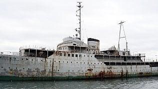 Rijeka recupera lo yacht di Tito.Nascerà un museo galleggianteper l'anno europeo della cultura