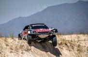 Dakar: Peterhansel/Cottret vincono la tappa e si riprendono il secondo posto dietro Sainz/Cruz