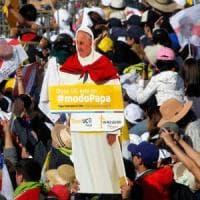 Papa agli indigeni Mapuche: