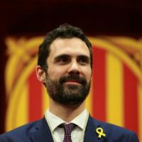 Catalogna, l'indipendentista Torrent presidente del Parlamento