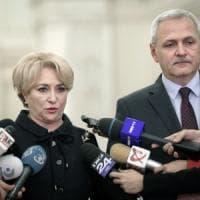 Romania, Viorica Dancila è la prima donna premier