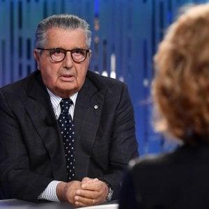 """Banche, De Benedetti: """"Caso Popolari? Polverone ridicolo. Renzi mi ha deluso ma voterò Pd"""""""