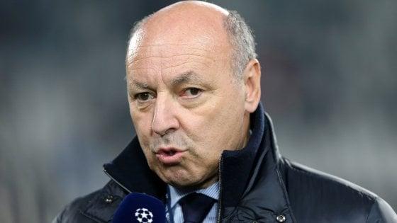 Juventus, Marotta: ''Emre Can opportunità, faremo di tutto per portarlo a Torino''