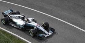 Mercedes 'copia' la Ferrari Presentazione il 22 febbraio