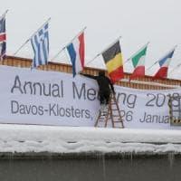 Davos, i Giovani socialisti preparano la protesta in vista di Trump