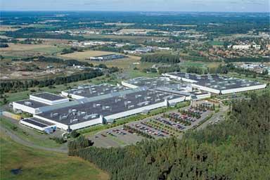 Rivoluzione Volvo: ecco la prima fabbrica a impatto zero sul clima