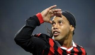 """Ronaldinho, l'addio social: """"Grazie a tutti, ho realizzato un sogno"""""""