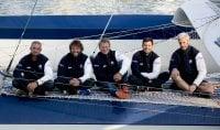 """""""Siamo partiti!"""": Soldini alla sfida del record dei tre oceani"""