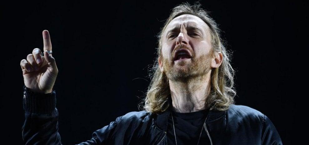 David Guetta, un'unica data a Milano, Francesco Gabbani in tour con 'Magellano'