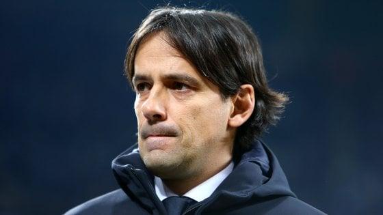 Lazio, Inzaghi: 'Caceres valore aggiunto. Su De Vrij...'