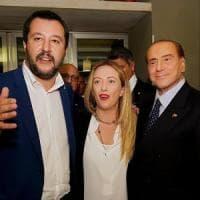 Centrodestra alle elezioni: Berlusconi, Salvini e Meloni firmano l'intesa