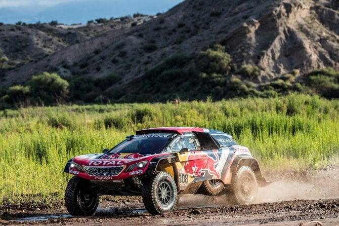 Dakar 2018 - Tappa 12, le Peugeot 3008DKR Maxi gestiscono il comando della gara
