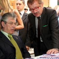 """Maroni: """"Bongiorno dice che Andreotti approverebbe questa Lega? Io e Bossi lo co..."""