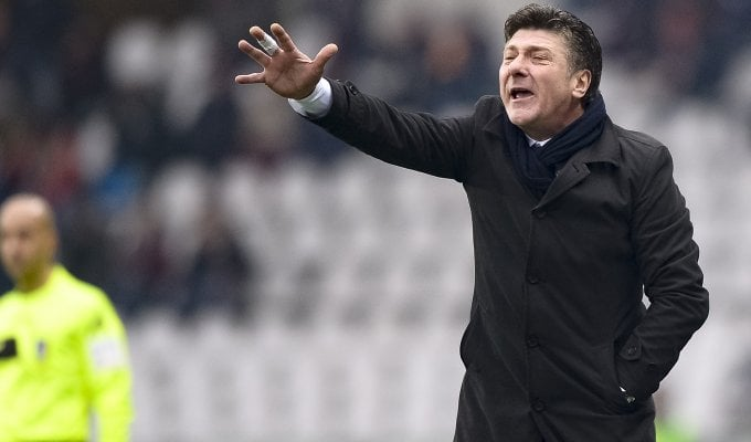 """Torino, Mazzarri: """"Correre prima di tutto, la tattica viene dopo"""""""
