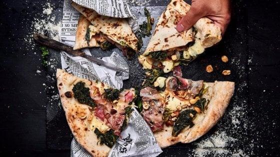 """La pizza con il """"lievito fujuto"""" di Pietro Parisi, lo chef contadino"""